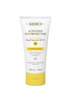 Obrázok pre Kiehl's Activated Sun Protector Sunscreen For Face and Body SPF 30, 150ml