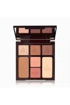 Obrázok pre Charlotte Tilbury Stoned Rose Beauty Instant Look In A Palette